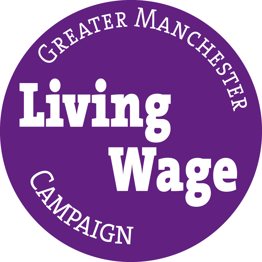 Greater Manchester Living Wage Campaign logo large